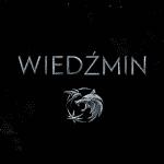Wiedźmin - logo serialu na Netflix