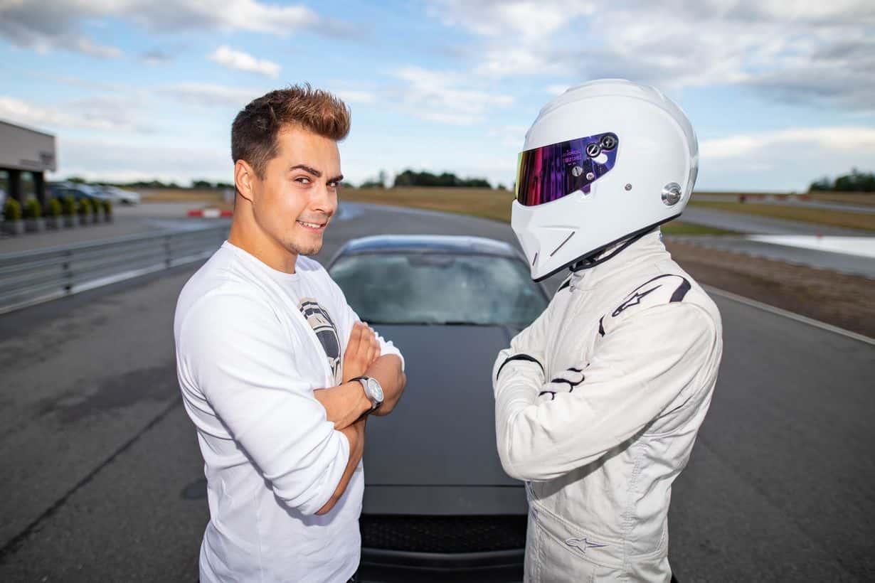 Rezi jeździł ze Stigiem z Top Gear