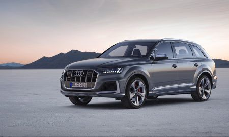 nowe Audi SQ7