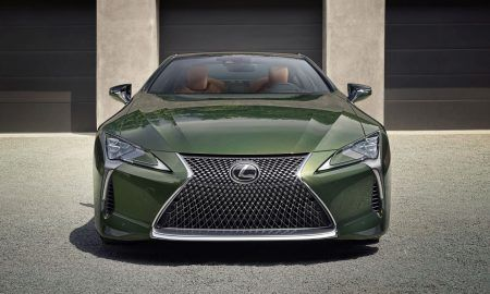 Lexus LC w limitowanej wersji. Piękny jak zawsze