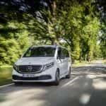 Mercedes EQV czyli VAN na prąd
