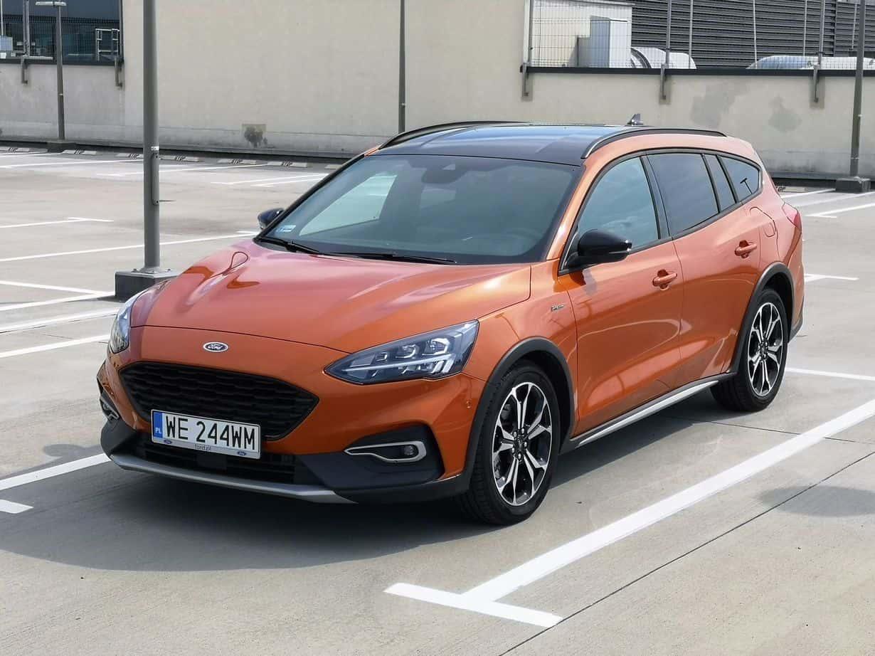 Ford Focus Active Kombi wygląda naprawdę dobrze. Zgadzacie się?