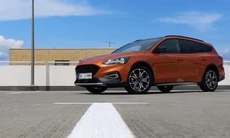 Ford Focus Active Kombi – rodzinne auto dla aktywnych