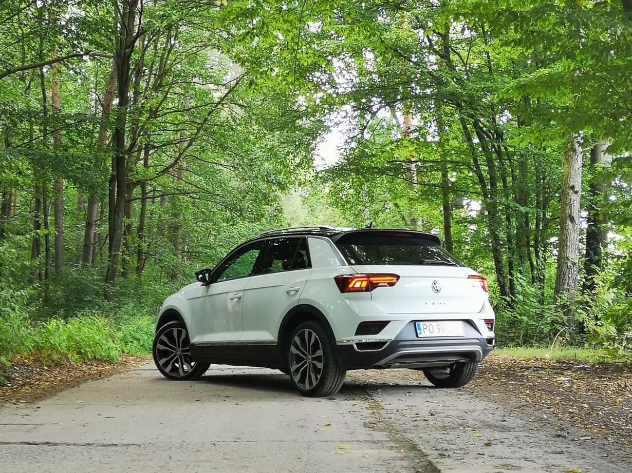 Volkswagen T-Roc jest... twardy. Jakość materiałów pozostawia wiele do życzenia