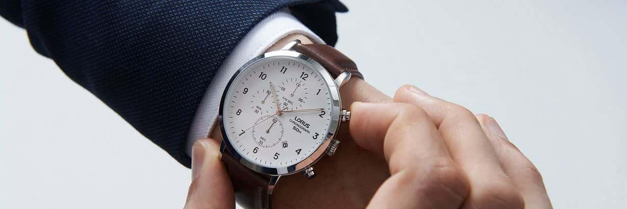 Zegarki Lorus dla fanów minimalistycznego designu
