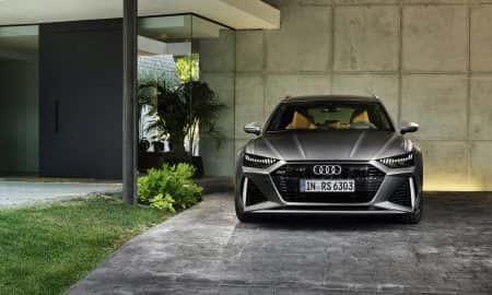 Nowe Audi RS 6 Avant - to już czwarta generacja