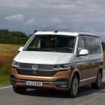 Nowy Volkswagen California 6.1 - co zostało zmienione?