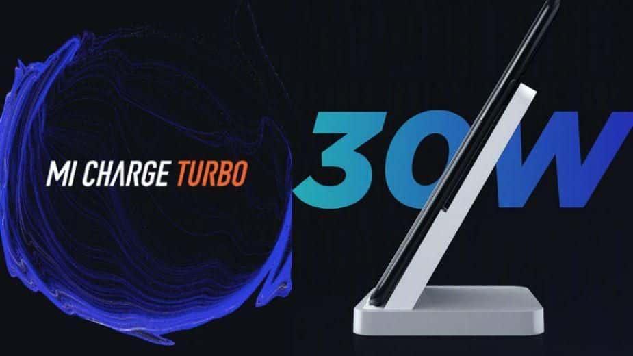 Technologia ładowania bezprzewodowego 30 W od Xiaomi