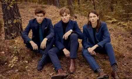 DASTAN prezentuje garnitury dla mężczyzn - kolekcja jesień-zima 2019/20