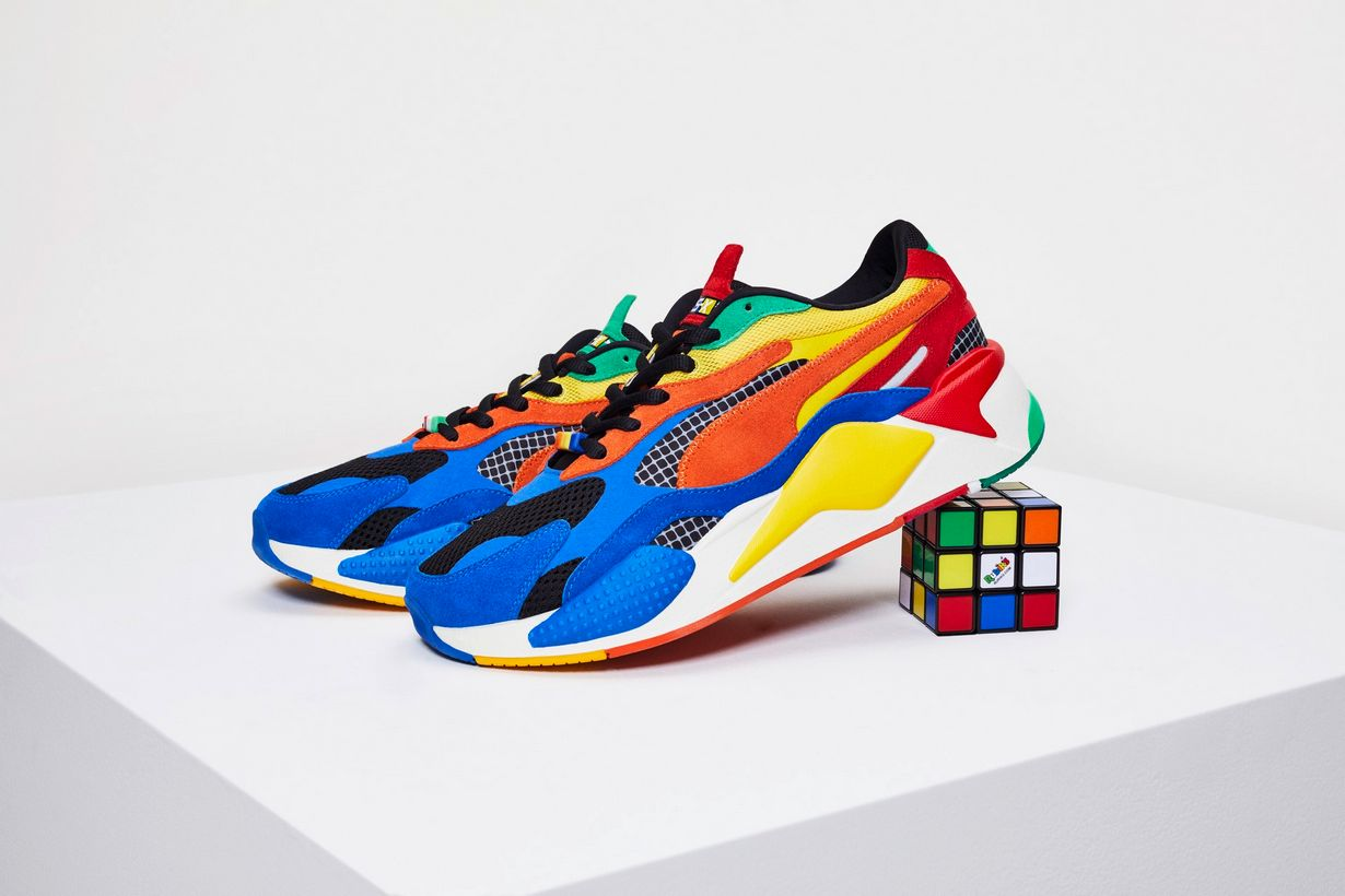 Sneakersy Puma x Rubik