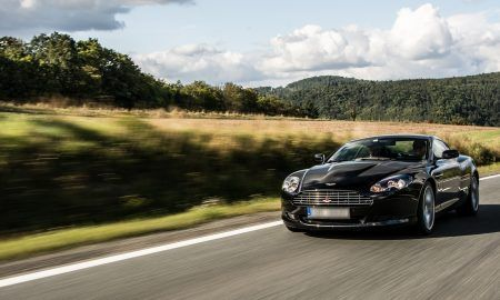 Aston Martin Road to Wrocław 2019