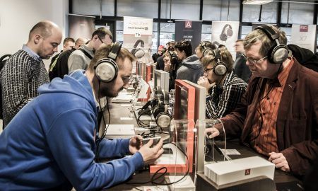 Największa w Polsce strefa słuchawek na Audio Video Show 2019
