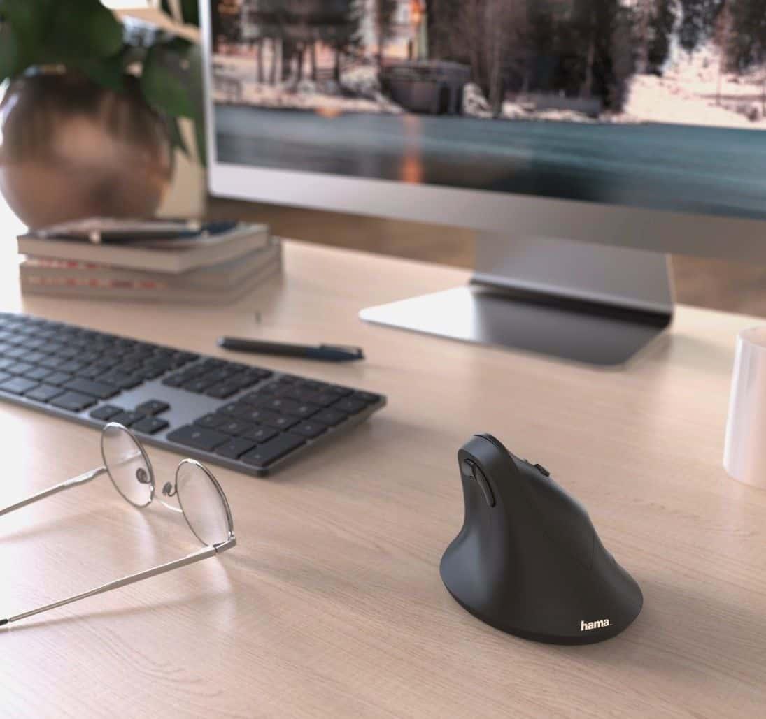 Hama EMW-500 - czyli ergonomia i wygoda dla efektywnej pracy
