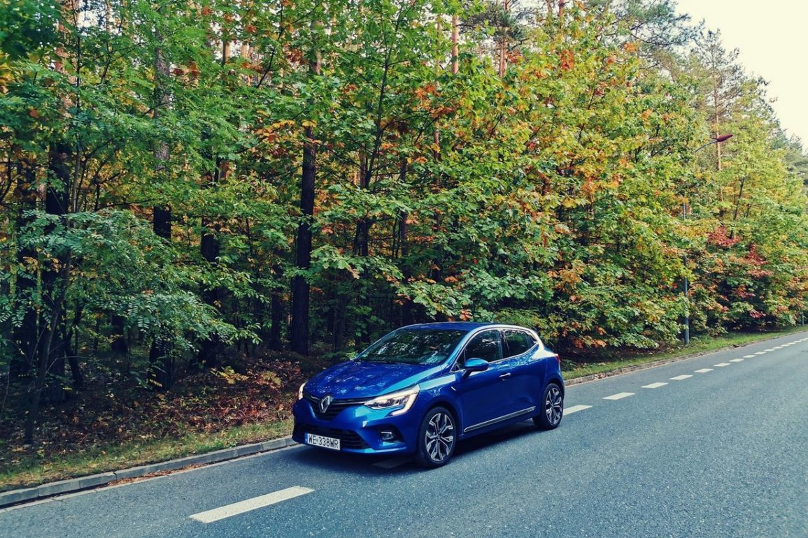 Renault Clio 1.0 TCe 100 test