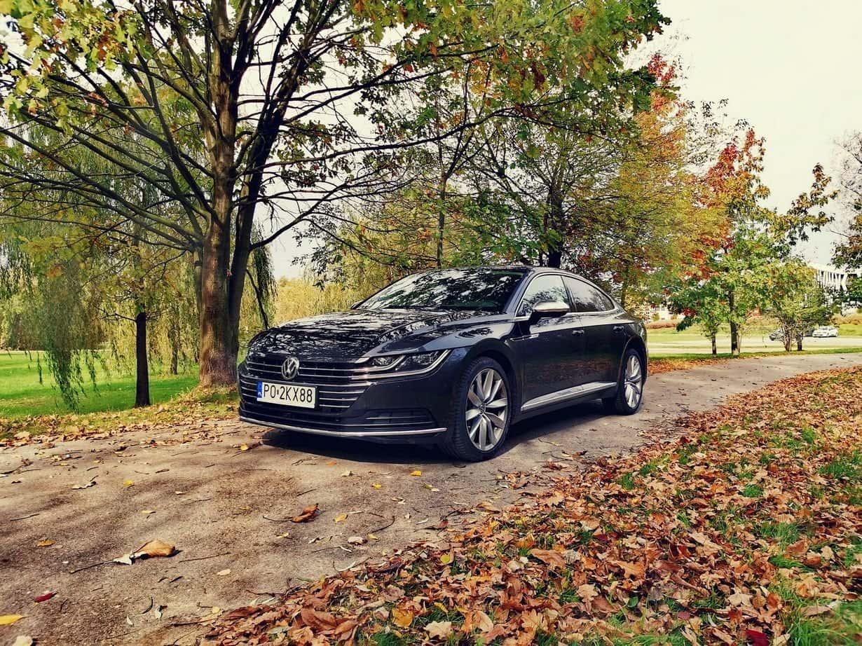 Volkswagen Arteon Elegance 2.0 TDI 190 KM prezentuje się naprawdę dobrze