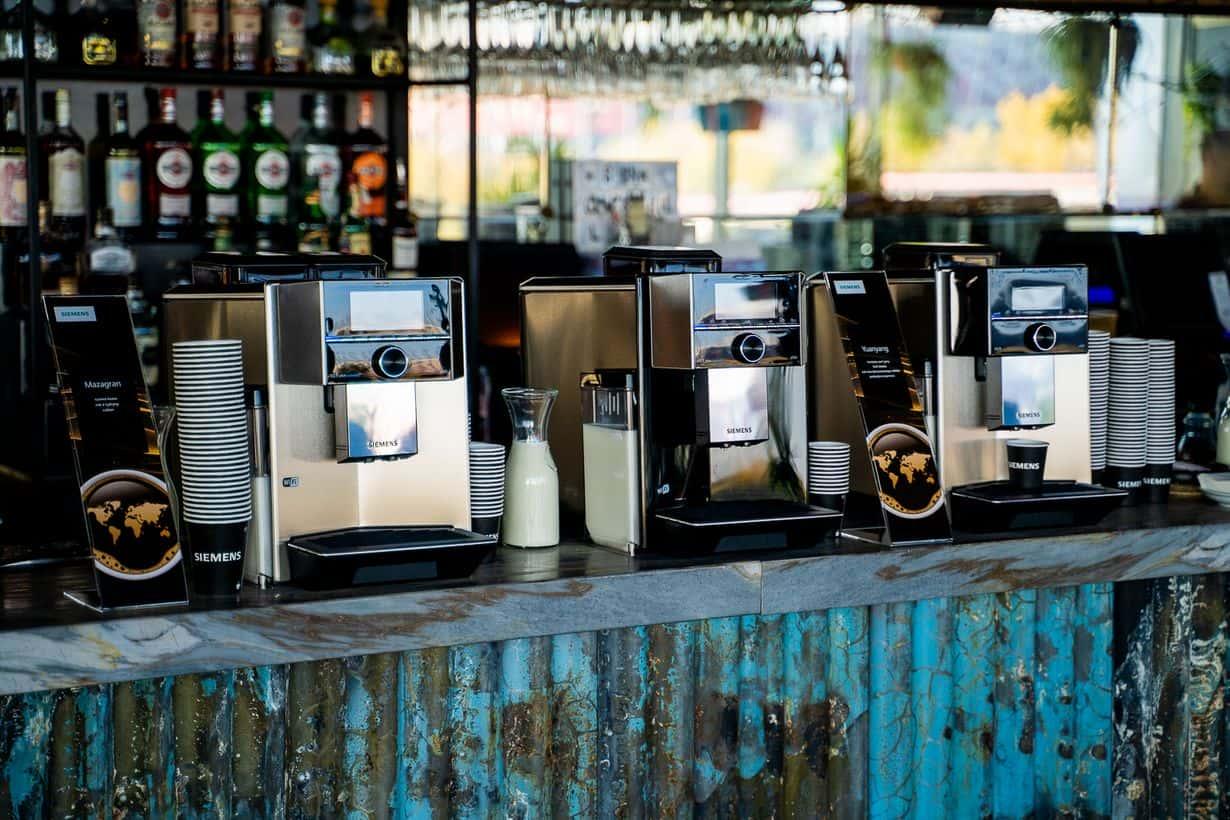 Siemens zaprasza do świata kawowych rytuałów