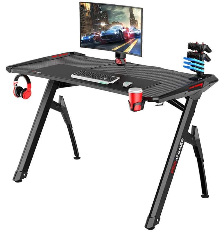 Nowe biurka i fotele dla graczy od Pro-Gamer by Yumisu