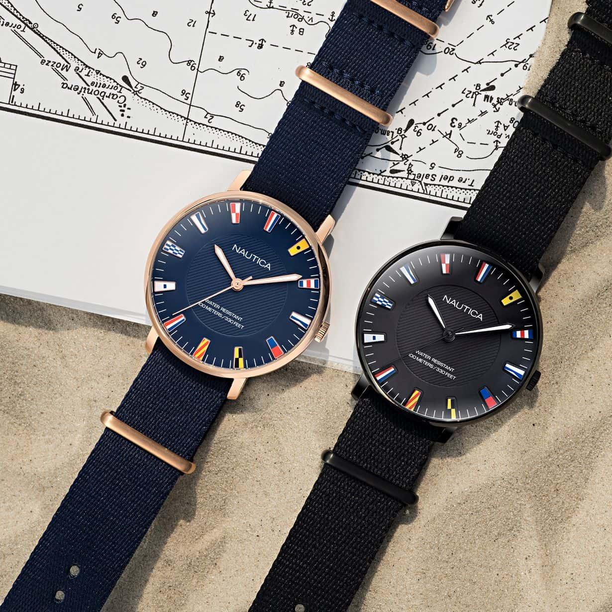 Nautica przestawia kolekcję zegarków na sezon jesień/zima 2019