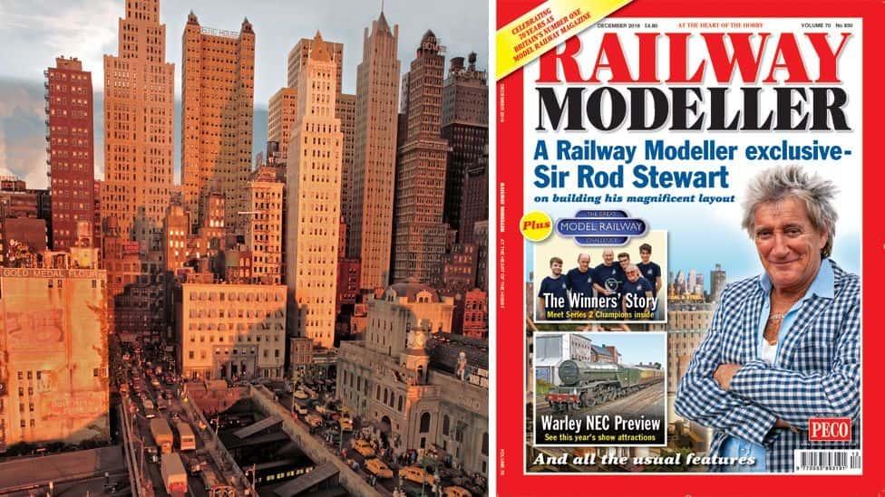 STEVE CRISE/RAILWAY MODELLER