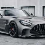 Mercedes AMG GT i Mercedes AMG GT 4door na rok 2020