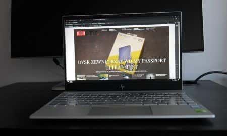 HP Envy 13 - laptop z niedociągnieciami. Warto kupić?