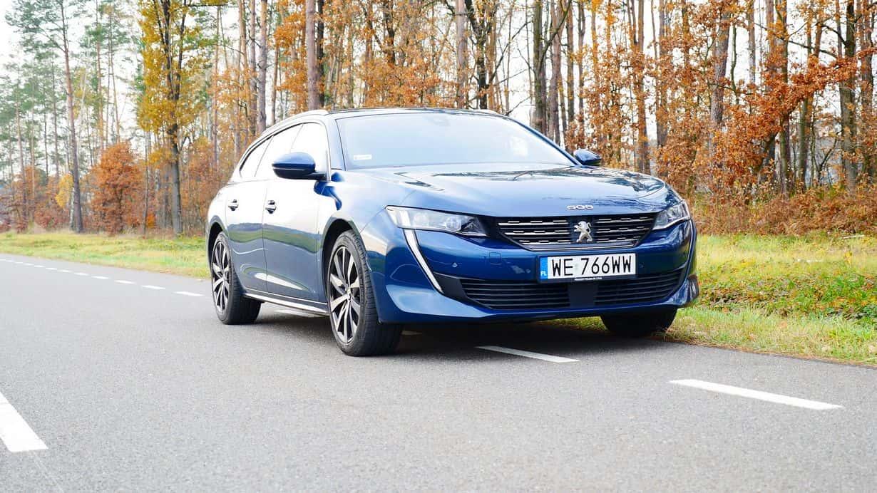 Nowy Peugeot 508 SW to jedno z nielicznych aut z nadwoziem kombi, którymi mógłbym jeździć na co dzień.
