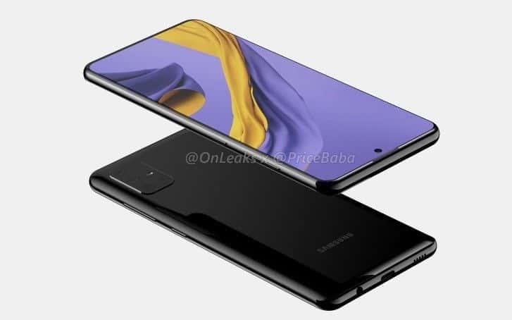 Samsung Galaxy A51 jest tuż za rogiem?