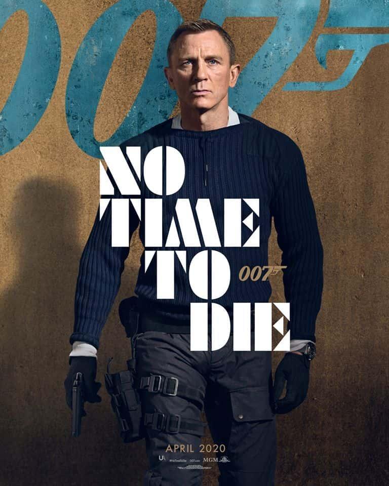 """James Bond """"Nie czas umierać"""" - zwiastun nowego filmu z agentem 007"""