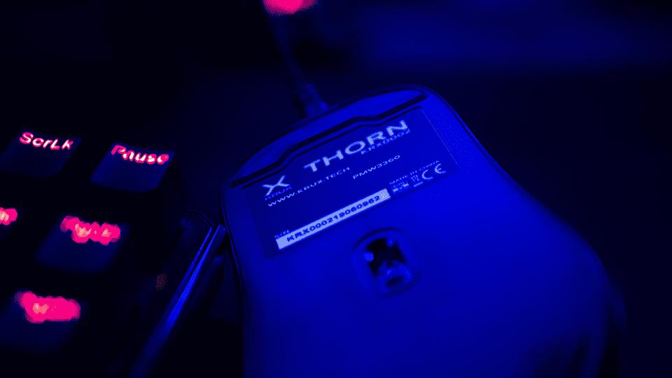 KRUX Beam oraz KRUX Thorn - myszki dla graczy