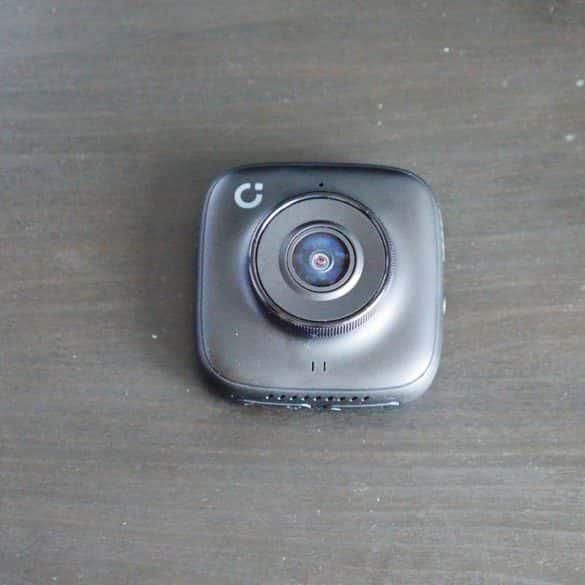 Wideorejestrator Prido i5 - kamera samochodowa test
