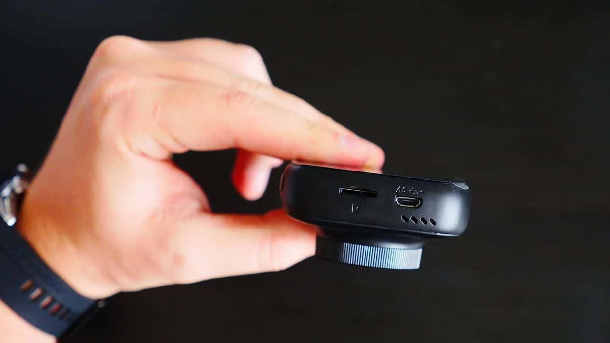 Wideorejestrator Prido i5 - test kamera samochodowa