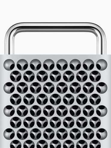 Wiemy jak najnowszy Apple Mac Pro spisuje się jako tarka do sera!