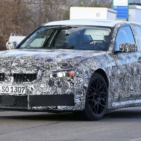 BMW M3 (2021) będzie miało manualną skrzynię!