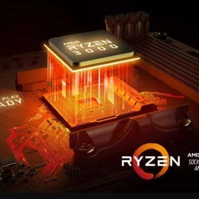 Płyty z chipsetem B550 oraz A520 na Zen 2 w produkcji