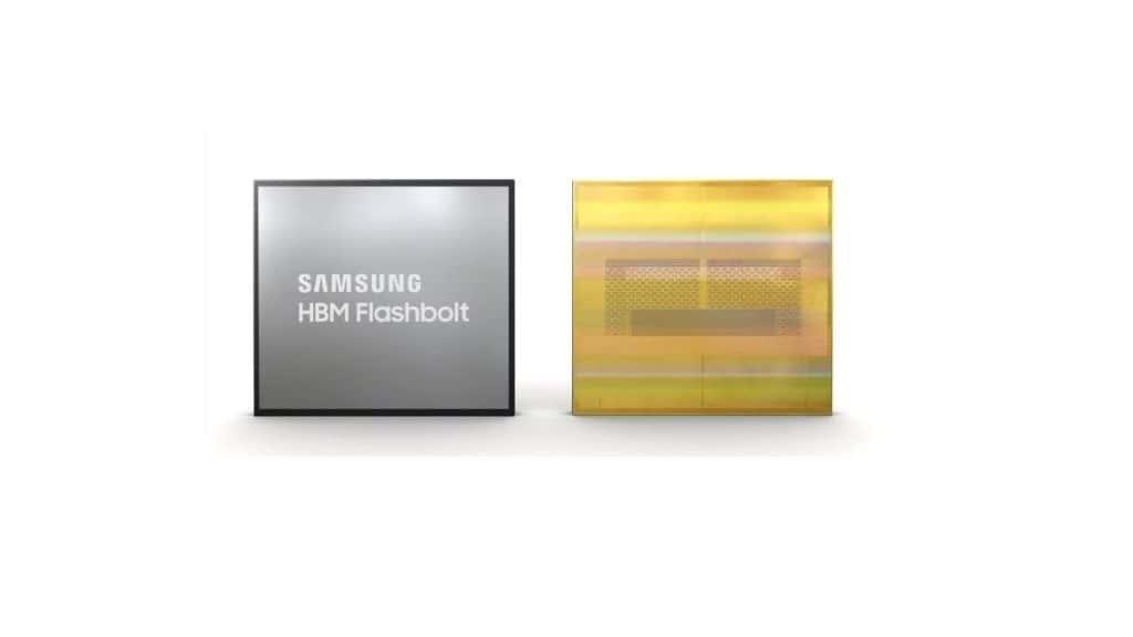 Pierwsza pamięć typu HBM2E trafi na rynek jeszcze w tym kwartale - kości pamięci HBM2E