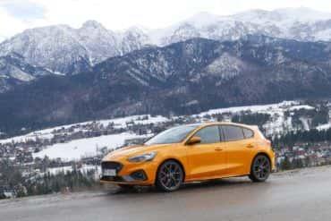 Ford Focus ST - przykład hot hatch'a idealnego