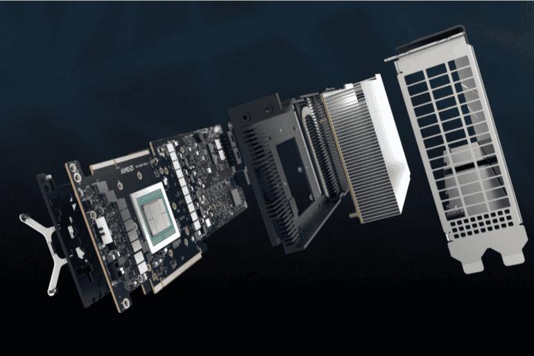 Nowa karta AMD Radeon MI100 z 32 GB pamięci HBM2 - przecieki