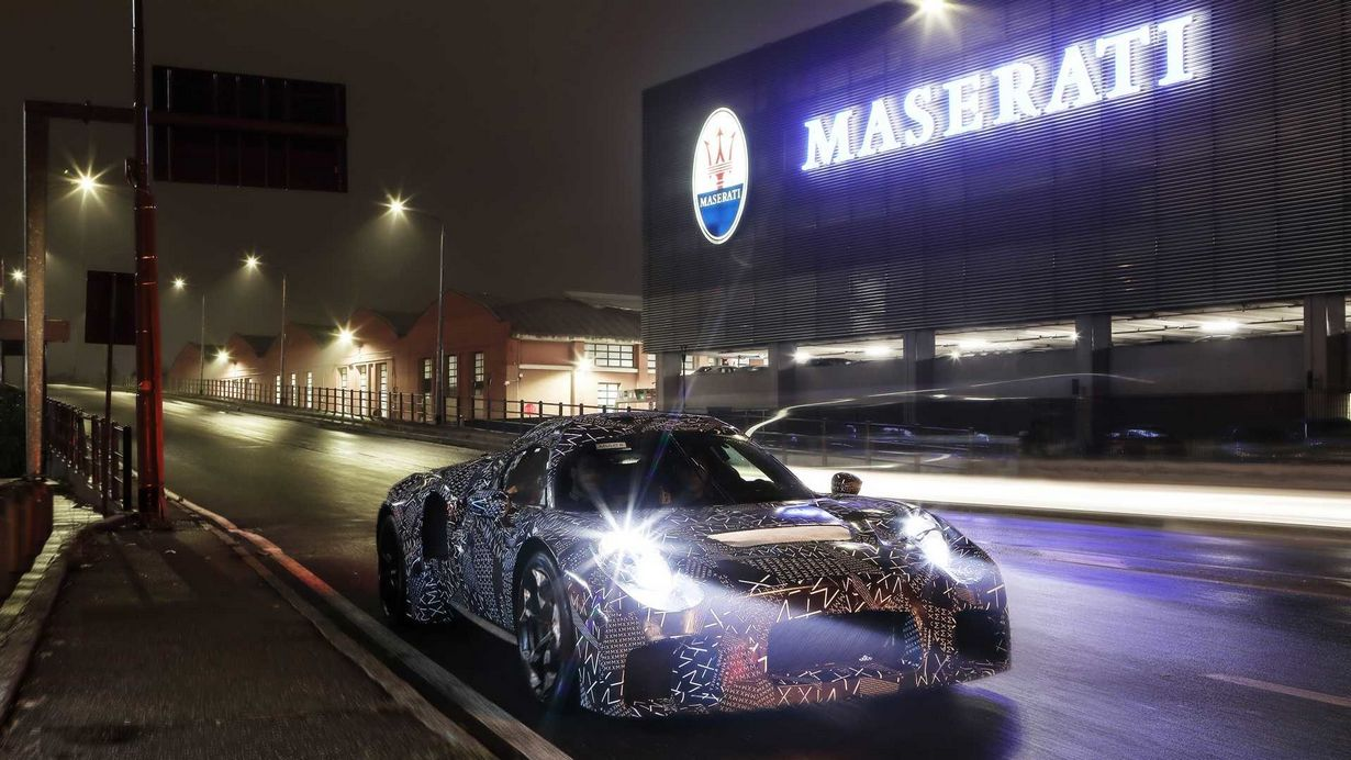 Maserati MC20 - nowy supersamochód wprost z Włoch!