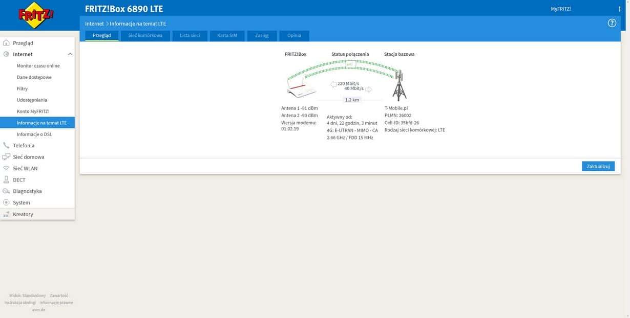 Jak zwiększyć sygnał Wi-Fi? Pomóc może FRITZ!Box 6890 LTE oraz FRITZ!Repeater 3000