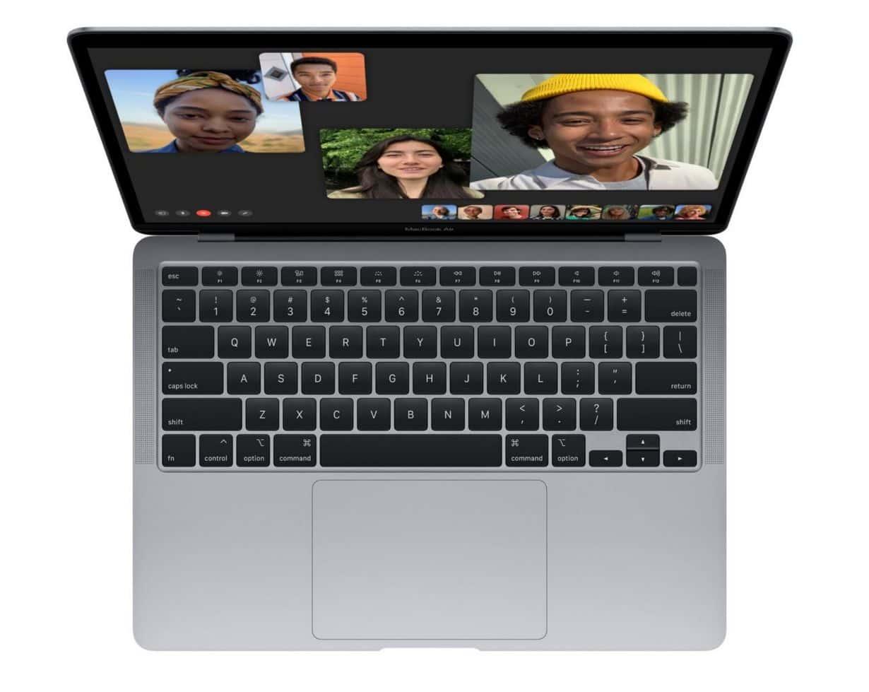 Apple MacBook Air 2020 - specyfikacja techniczna, cena