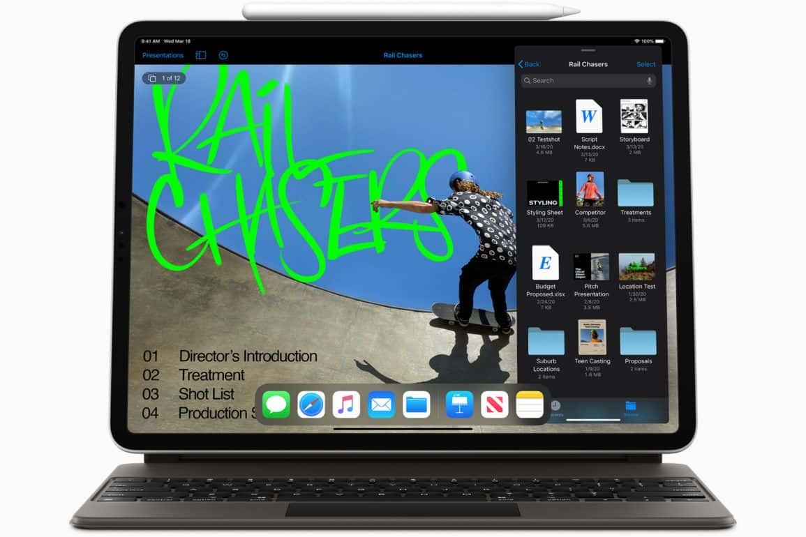 Nowy iPad Pro zastąpi Twój komputer? Lepszy będzie MacBook Air 2020