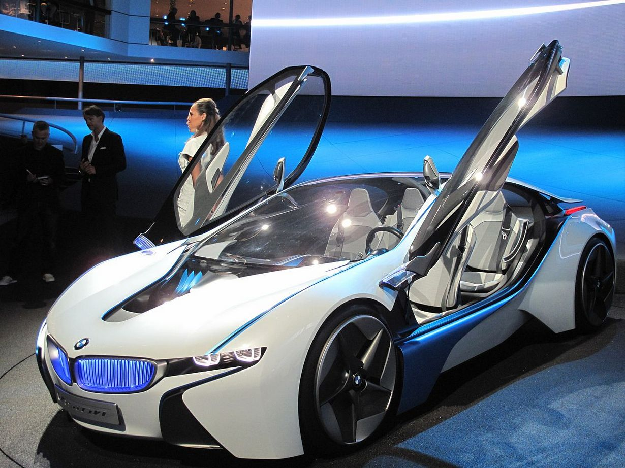 BMW Vision Efficient Dynamics - fot Wikipedia