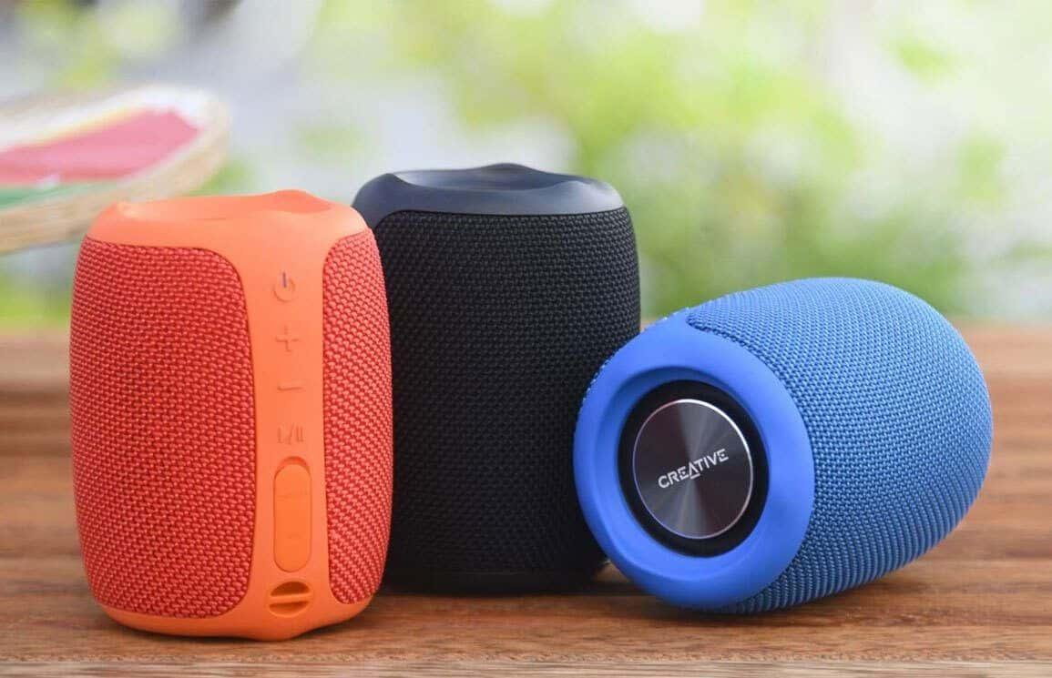 Creative MUVO Play - mały, ale potężny głośnik Bluetooth