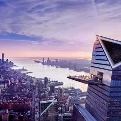 Planujesz zwiedzić Nowy Jork? Obowiązkowo zobacz Hudson Yards Edge