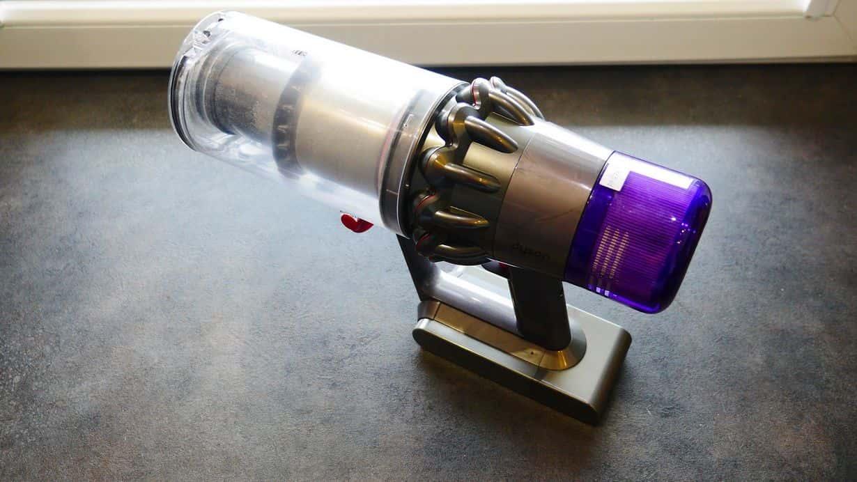 Odkurzacz bezprzewodowy Dyson V11 Absolute - test