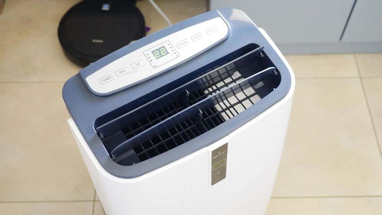Przenośny klimatyzator Haus & Luft HL-KP-10 jak schłodzić pomieszczenie
