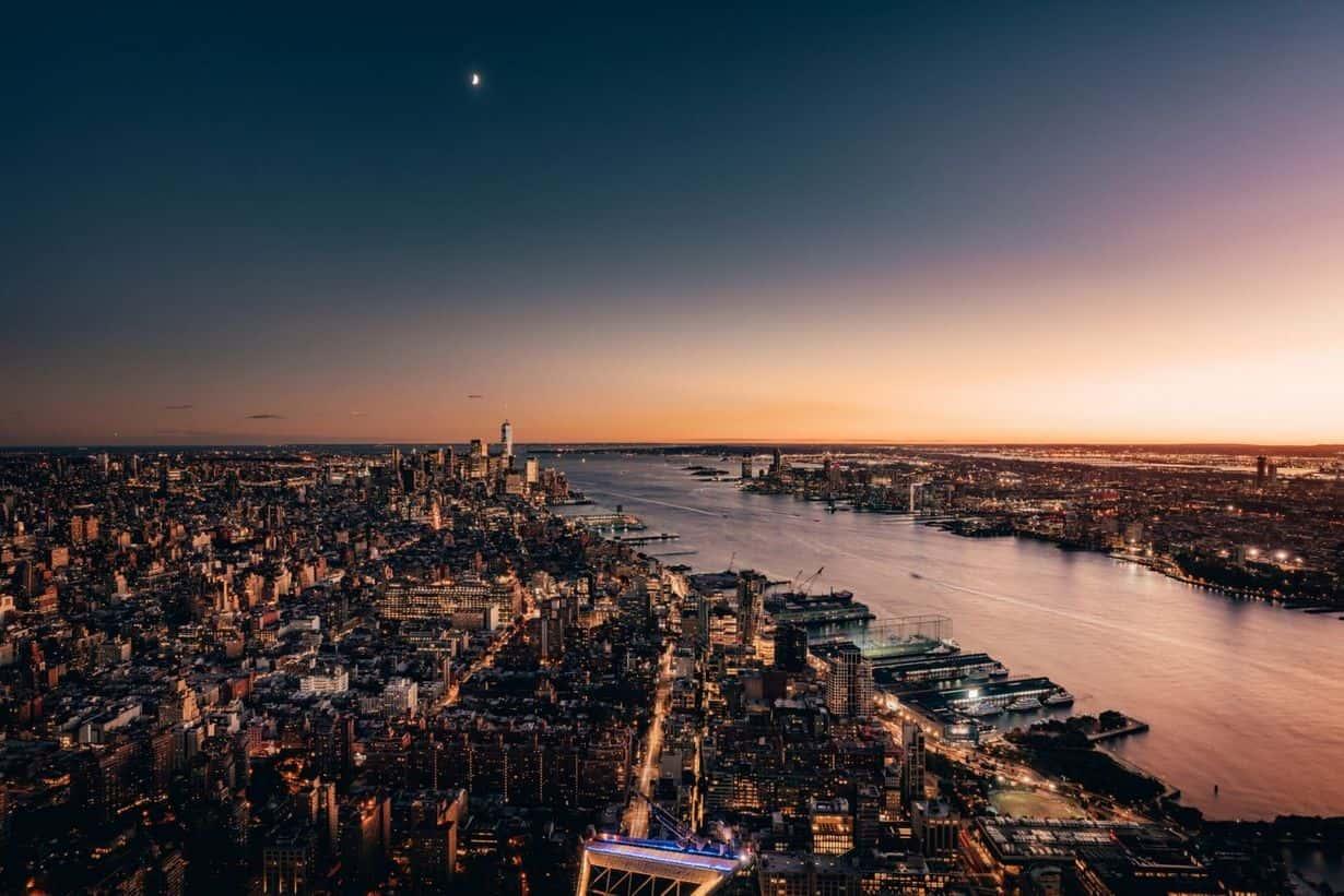 Planujesz zwiedzić Nowy Jork? Obowiązkowo zobacz Hudson Yards Edge. Wycieczki do Nowego Jorku