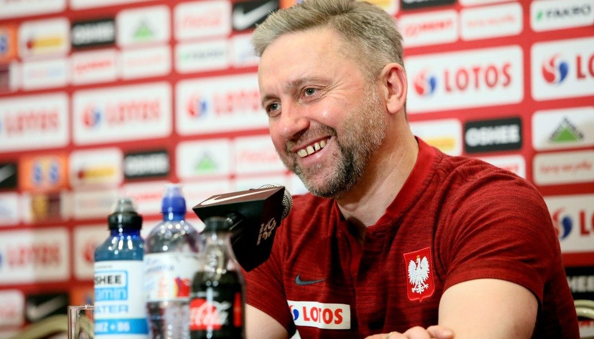 Polacy w Lidze Narodów. Jerzy Brzęczek nie trafił, ale dalej zadowolony.