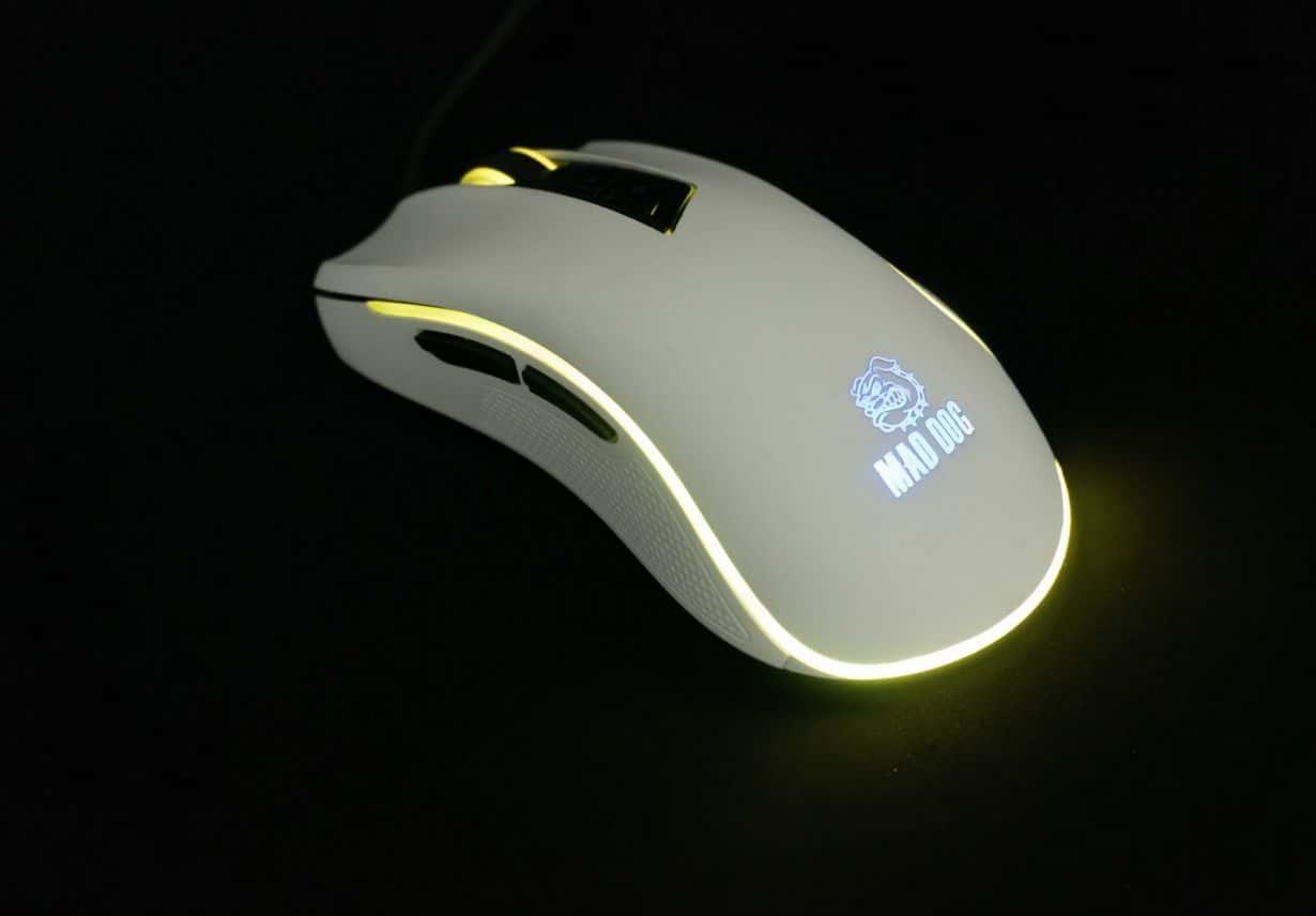 Mad Dog GM701W - przewodowa mysz dla graczy do 150 zł?