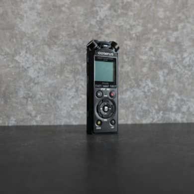 Rejestrator do podcastów - Olympus LS-P4 - test